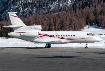 PR-PMV - Private Dassault Falcon 900 series