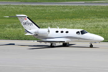 OE-FDT - Globe Air Cessna 510 Citation Mustang