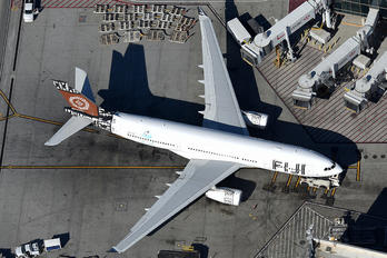 DQ-FJV - Fiji Airways Airbus A330-200