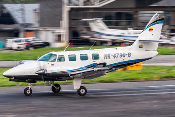 HK-4790-G - Private Cessna 303 Crusader