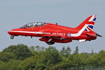 "XX278 - Royal Air Force ""Red Arrows"" British Aerospace Hawk T.1/ 1A"