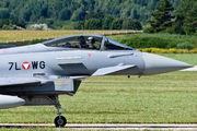 7L-WG - Austria - Air Force Eurofighter Typhoon S aircraft