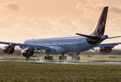 G-VNAP - Virgin Atlantic Airbus A340-600 aircraft