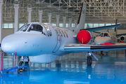 3934 - Mexico - Air Force Cessna 501 Citation I / SP aircraft