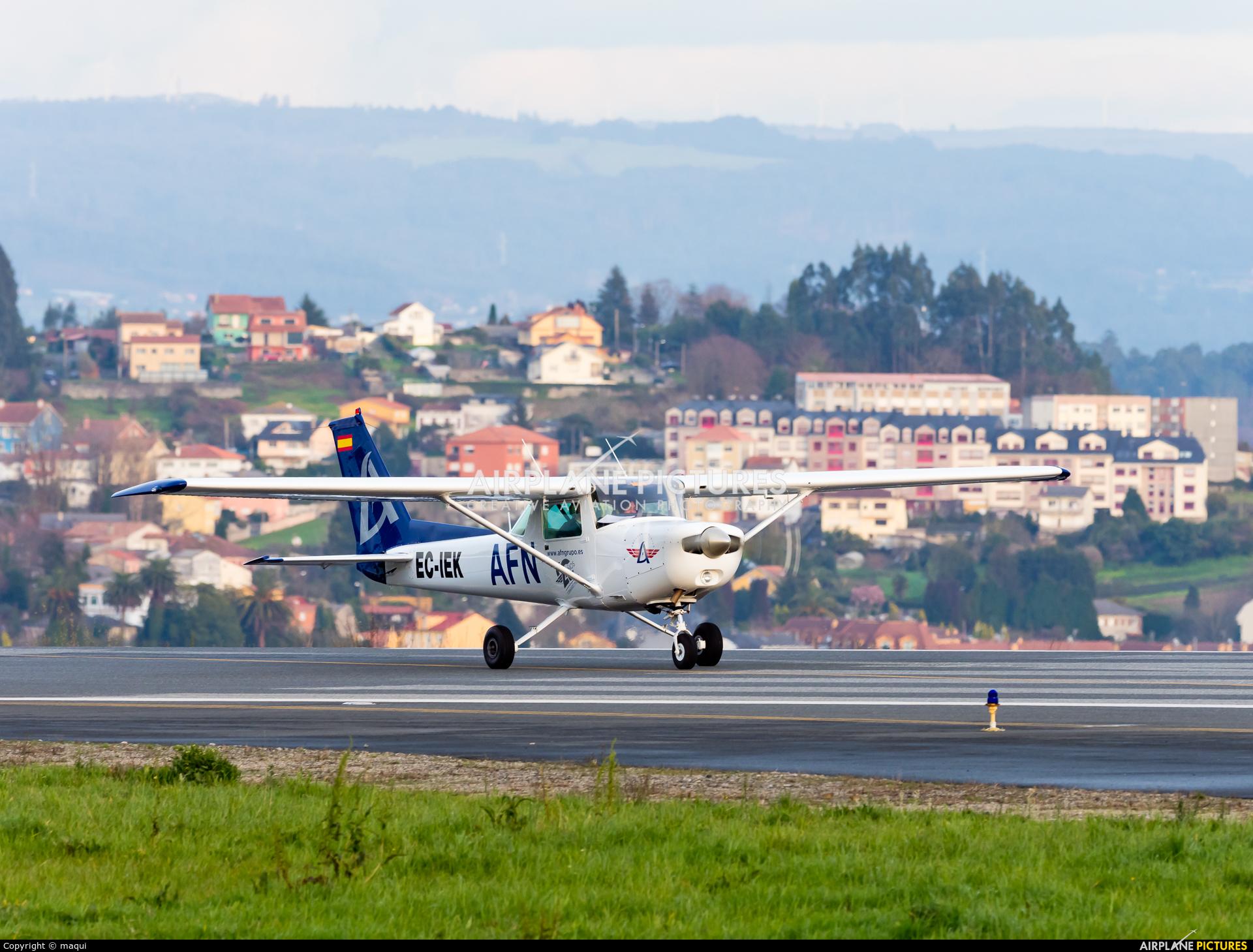 Aeroflota del Noroeste EC-IEK aircraft at La Coruña