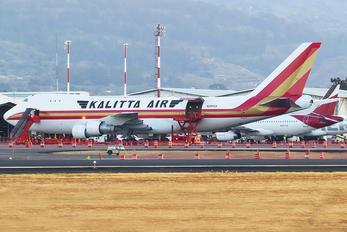 N704CK - Kalitta Air Boeing 747-200F