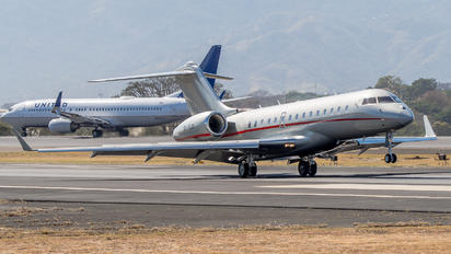 9H-VJY - Vistajet Bombardier BD-700 Global 6000