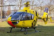 D-HBLN - ADAC Luftrettung Eurocopter EC135 (all models) aircraft