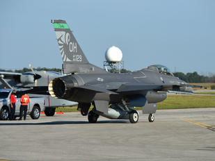 89-2129 - USA - Air Force General Dynamics F-16C Fighting Falcon