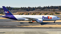 N861FD - FedEx Federal Express Boeing 777F aircraft