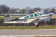 D-EFWD - Private Beechcraft 35 Bonanza V series aircraft