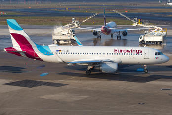 D-AEWI - Eurowings Airbus A320