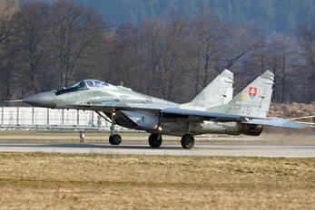 6526 - Slovakia -  Air Force Mikoyan-Gurevich MiG-29AS