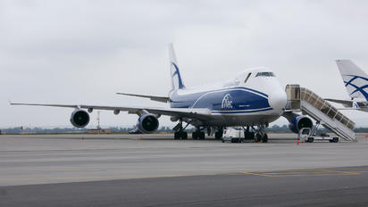 VQ-BJB - Air Bridge Cargo Boeing 747-400F, ERF