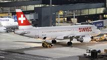 HB-JLP - Swiss Airbus A320 aircraft