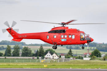 OE-XJP - Heli Austria Aerospatiale AS332 Super Puma L (and later models)
