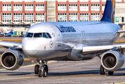 D-AIPP - Lufthansa Airbus A320 aircraft