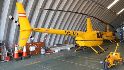 OE-XYL - Private Robinson R44 Astro / Raven