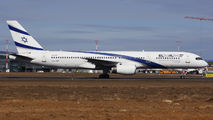 4X-EBV - El Al Israel Airlines Boeing 757-200 aircraft