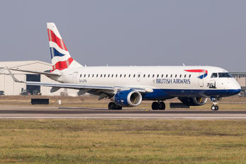 G-LCYN - British Airways - City Flyer Embraer ERJ-190 (190-100)