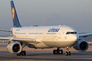 D-AIKI - Lufthansa Airbus A330-300 aircraft