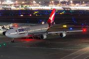 VH-OEF - QANTAS Boeing 747-400ER aircraft