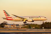 N810AN - American Airlines Boeing 787-8 Dreamliner aircraft