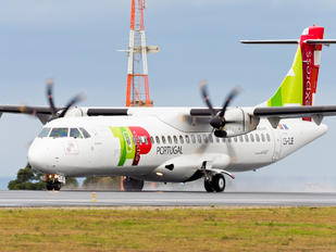 CS-DJE - TAP Express ATR 72 (all models)