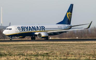 EI-DAJ - Ryanair Boeing 737-800