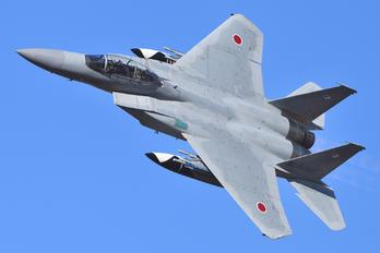 32-8082 - Japan - Air Self Defence Force Mitsubishi F-15DJ