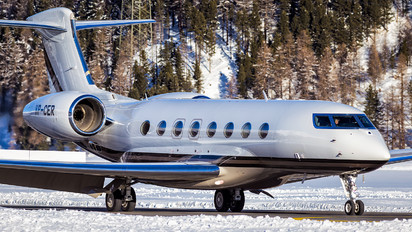 VP-CER - Private Gulfstream Aerospace G650, G650ER