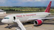 First visit of Omni Air B762 to Lanseria title=