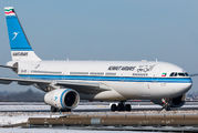 9K-APE - Kuwait Airways Airbus A330-200 aircraft