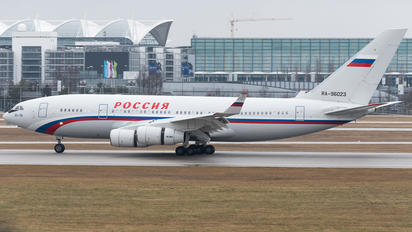 RA-96023 - Rossiya Special Flight Detachment Ilyushin Il-96