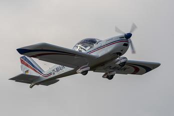 D-MAIK - Private Evektor-Aerotechnik EV-97 Eurostar
