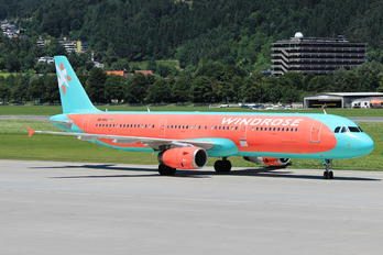 UR-WRJ - Windrose Air Airbus A321