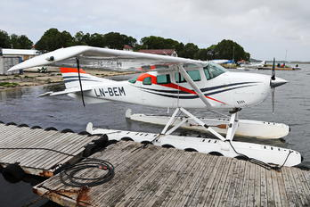 LN-BEM - Private Cessna 206 Stationair (all models)
