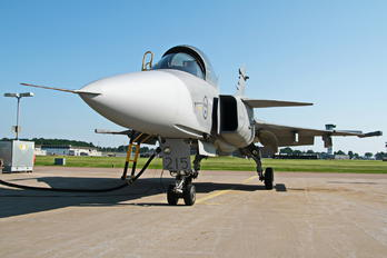 39215 - Sweden - Air Force SAAB JAS 39C Gripen