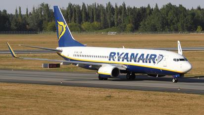 EI-DAL - Ryanair Boeing 737-800
