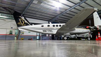 N877RC - Private Beechcraft 200 King Air