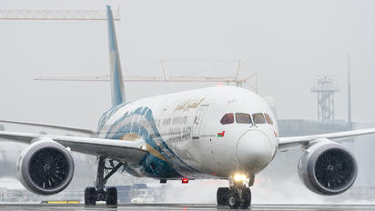 A4O-SD - Oman Air Boeing 787-9 Dreamliner