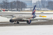 VQ-BKU - Aeroflot Airbus A320 aircraft