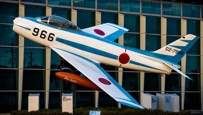 02-7966 - Japan - Air Self Defence Force North American F-86F Sabre