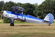 OO-SVB - Private Stampe SV4 aircraft