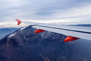 HB-JZZ - easyJet Switzerland Airbus A320