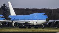 #2 KLM Boeing 747-400 - taken by dennisfr1993
