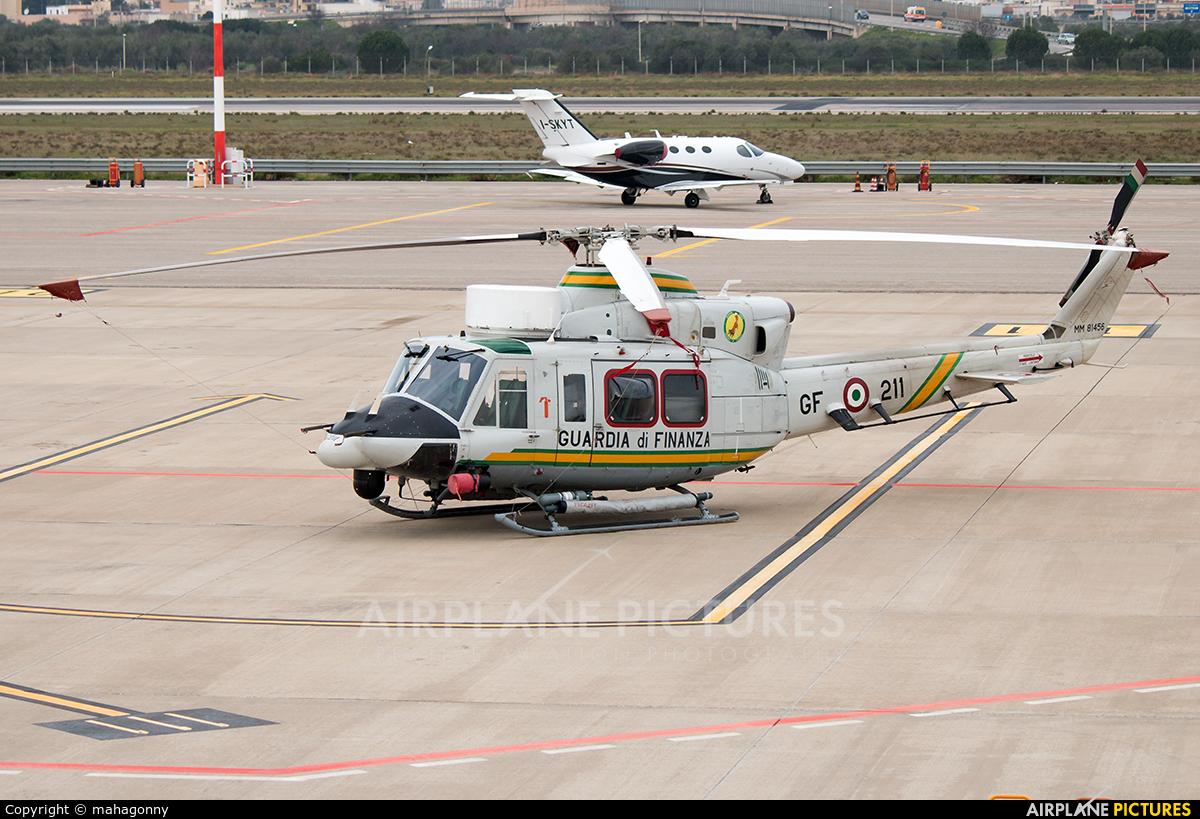 Italy - Guardia di Finanza MM81456 aircraft at Bari