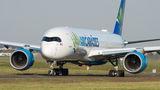 Air Caraibes Airbus A350-900 F-HHAV at Paris - Orly airport