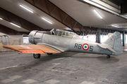MM53866 - Italy - Air Force North American Harvard/Texan (AT-6, 16, SNJ series) aircraft