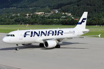 OH-LXA - Finnair Airbus A320